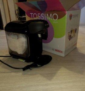 Новая кофеварка Bosch капсульного типа TAS1252