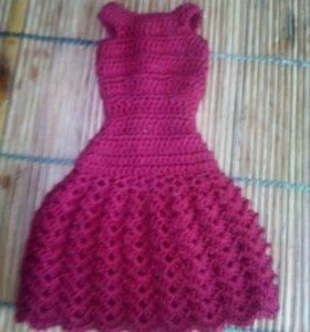 Платье для куклы!