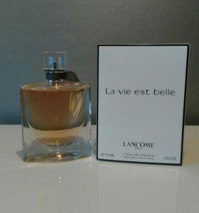 Тестер LANCOME La vie est belle 75 ml.