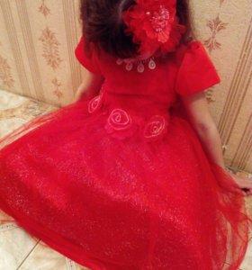 Платье 👗 детское праздничное на прокат.