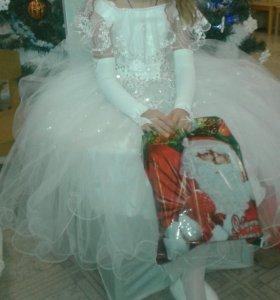 Платье новогодние