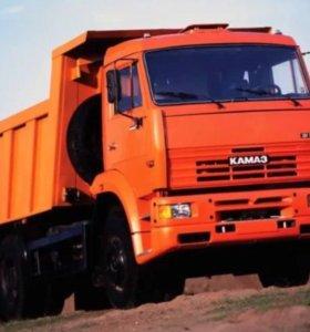 КАМАЗ (Доставка и Услуги) от 1 до 12 кубов