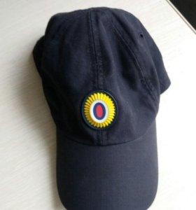 Полицейская кепка с какардой