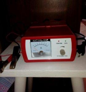 Автомотическое зарядное устройство