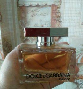 Парфюмерная вода - Dolce & Gabbana