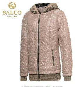 Новая женская демисезонная куртка.