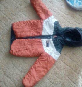 Курточки демисезонные!!!