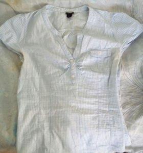 Женская рубашка, р-р 46-48