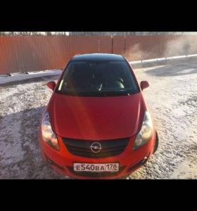 Opel Corsa 1.2 MT 2011г.