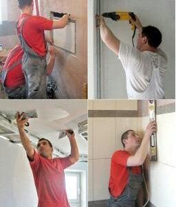 ремонт квартир отделочные работы