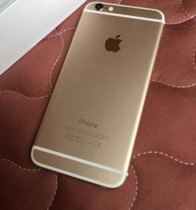 iPhone 6 Gold 16gb Идеал