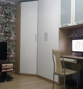 2-к квартира, 43,9 кв.м, 1/3 эт.