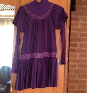 Платье детское 9-12 лет