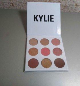 Палетка теней Kylie 9 цветов