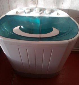Полуавтоматическая стиральная машина IDEAL WA582