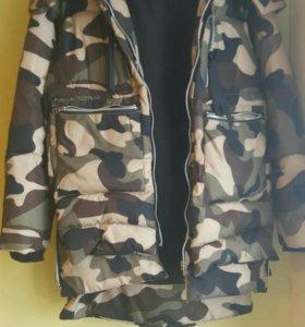 куртка 46 размер зима