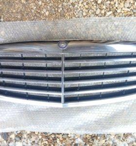 Решотка Радиатора Mercedes S221