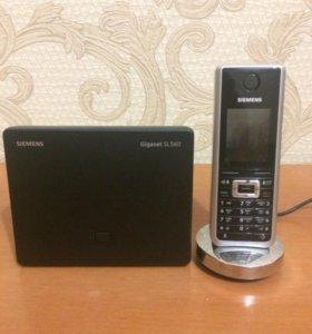 Радиотелефон simens Gigaset SL560