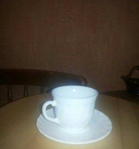Посуда для кафе как новое...
