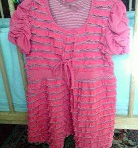 Платье на 4года