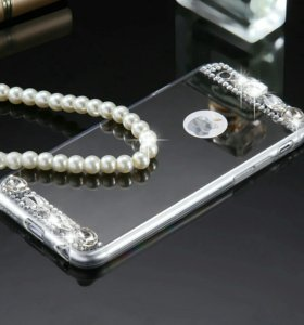 Пластиковый чехол для айфон 6