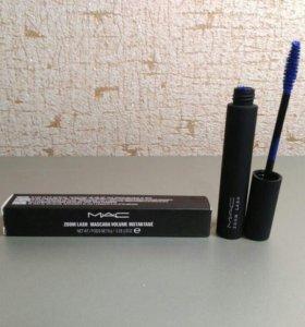 Тушь MAC Mascara Zoom Lash синяя