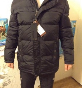 Зимняя куртка-пуховик  Braggart