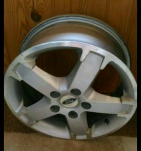 Диски Форд оригинальные, 15R, 4 штуки