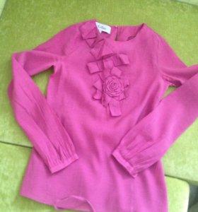 Блуза с пояском lillies