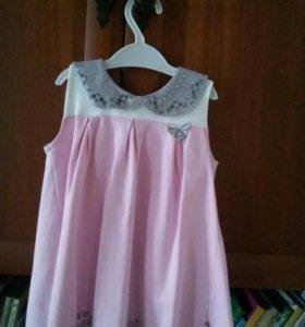 Сараф- платье на 2-3 года