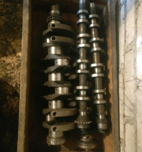 Коленвал 406 двигатель