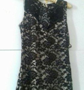 Платье размер 44 кружево