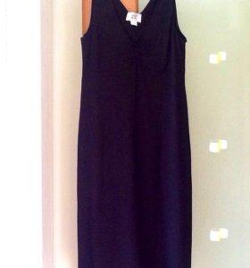 Коктейльное трикотажное платье