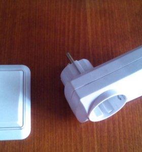 Димер с беспроводным выключателем