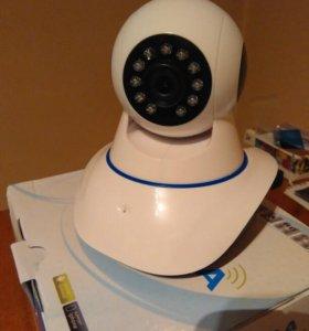 Умная камера с функцией сигнализации (новая)