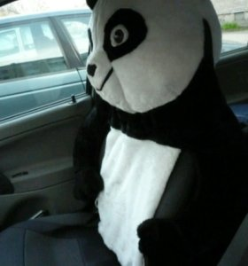 Авто чехол панда
