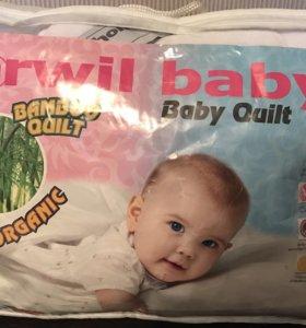 Бамбуковое одеяло для малыша