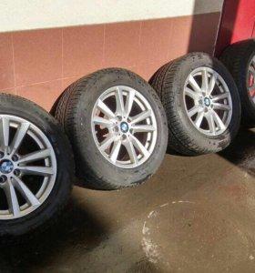 Резина с дисками BMW x 5