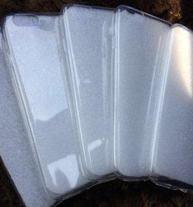 Чехол силиконовый на iPhone 5/5s 6/6s