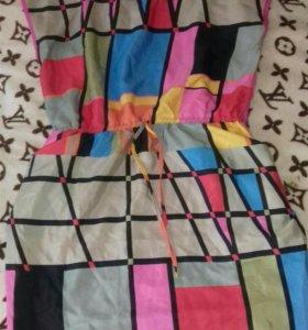 Платье Zara р 42-44 новое