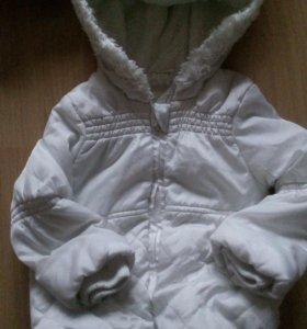 Весенняя куртка 86