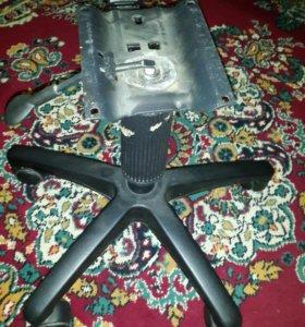 Подставка от компьютерного стула