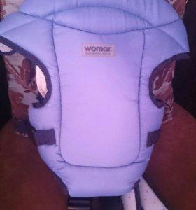 Рюкзак-переноска для детей от 5 до 13 кг