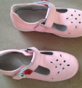 туфли новые натуральные 31 размер
