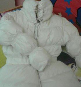 Курточка для девочек 5-6л