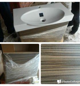 Для ремонта в ванной предлагаю тумбу цвет реальный