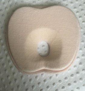 Ортопедическая подушка для малышей из мемориформ