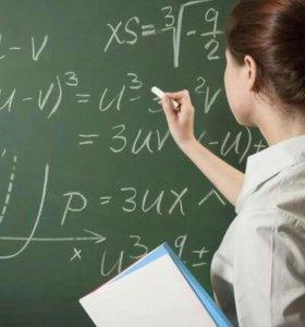 Репетитор по математике 1-6 кл