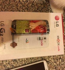 Телефон LG G2mini
