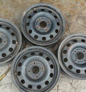 Фордовские оригинальные диски R14
